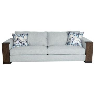 Vanguard Furniture Abingdon Sofa in Iffy Haze, , large