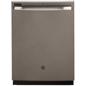 GE Appliances Built-In Dishwasher With Hidden Controls and Dry Boost in Slate, , large