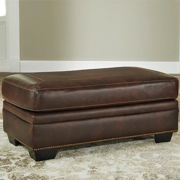 Signature Design by Ashley Roleson Ottoman in Walnut , , large