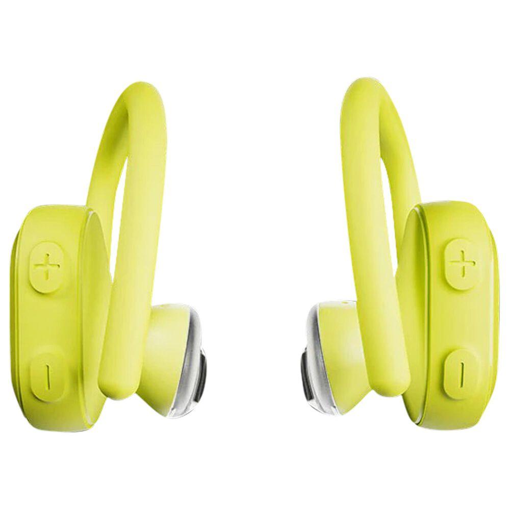 Skullcandy Push Ultra True Wireless Sport Earbuds in Energized Yellow, , large