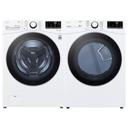 LG Washer & Dryer Pair