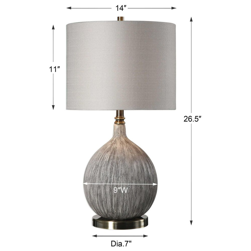 Uttermost Hedera Table Lamp, , large