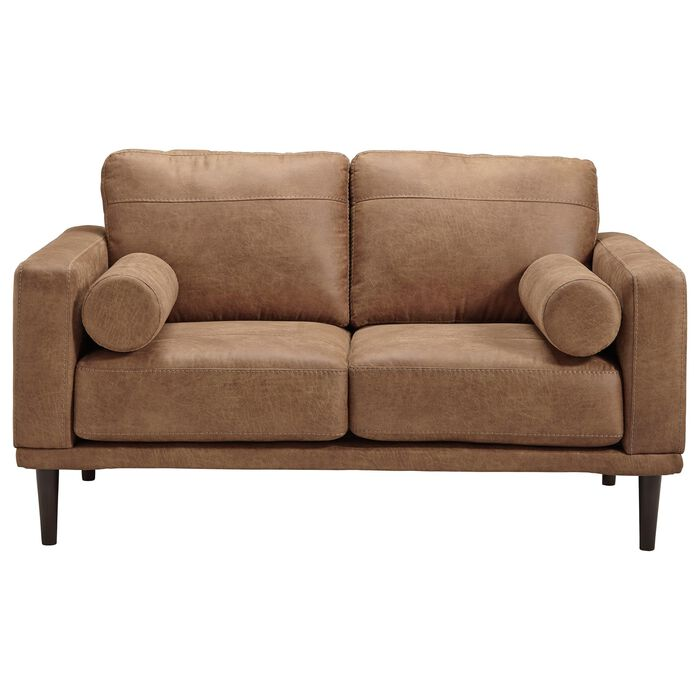 Signature Design by Ashley Arroyo Loveseat in Caramel