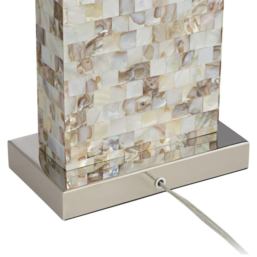 Pacific Coast Lighting Mother Of Pearl Table Lamp in Mother Of Pearl, , large