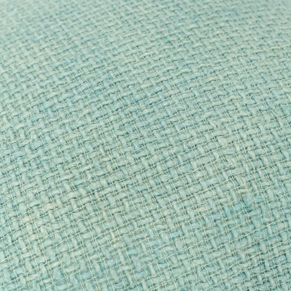 """Rizzy Home Solid 20"""" Pillow Cover in Teal, , large"""