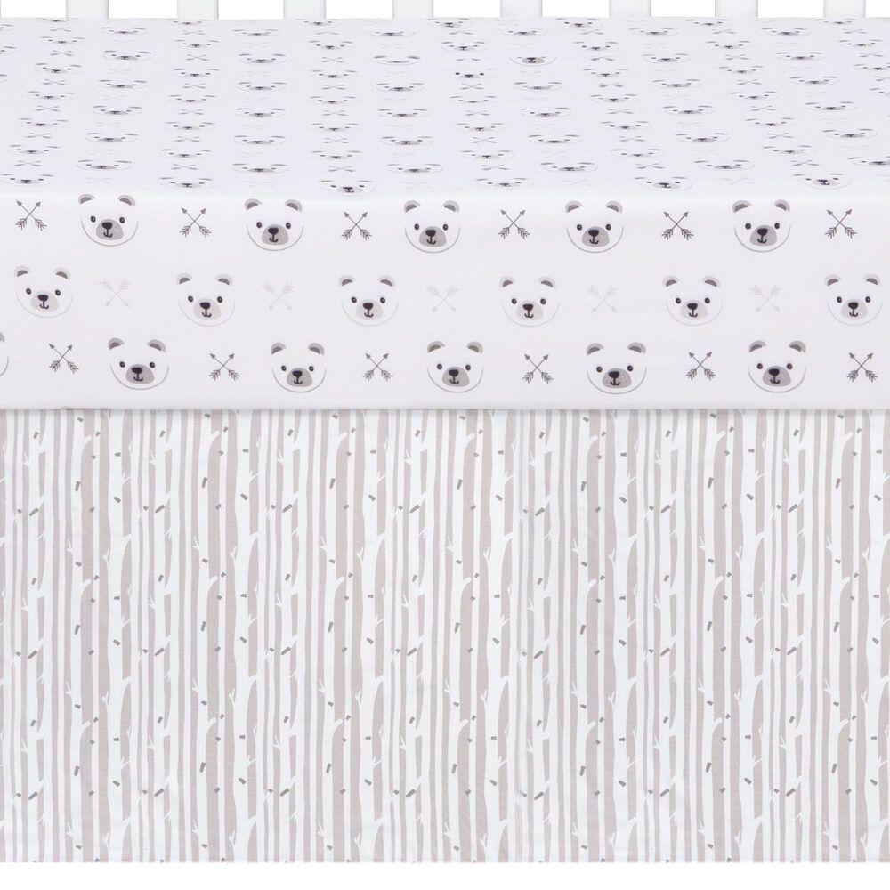 Trend Labs Up North 4-Piece Crib Bedding Set, , large