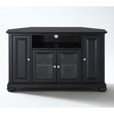 "Crosley Furniture Alexandria 48"" Corner Console in Black, , large"