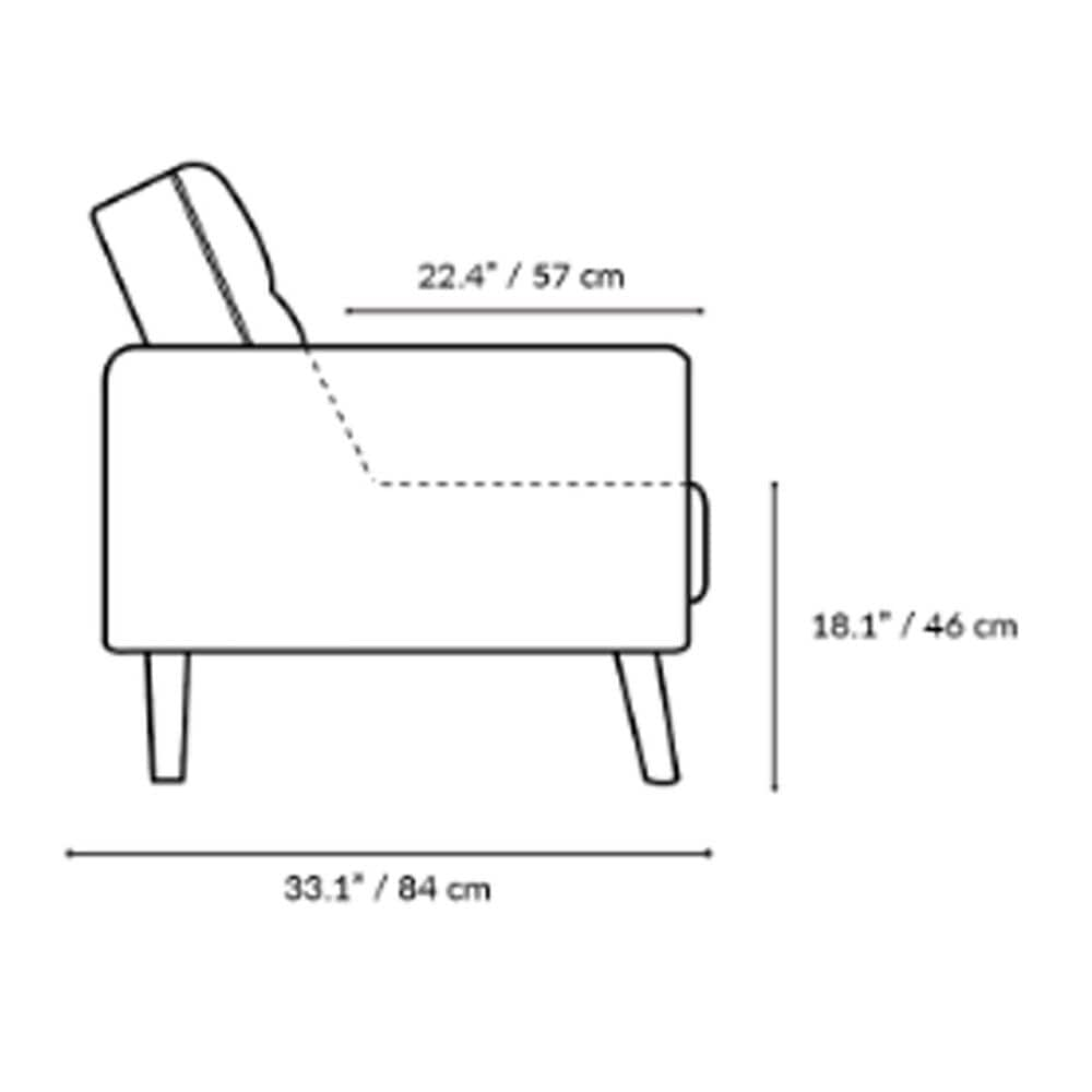 Sealy Sofa Convertibles Cupertino Convertible Sofa in Crimson, , large
