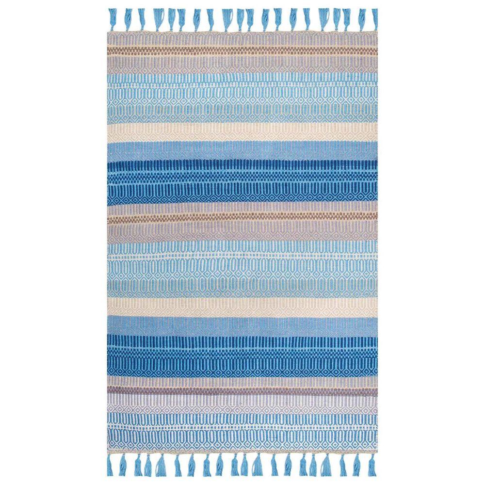"nuLOOM Declan MTDC01A 7'7"" x 9'6"" Light Blue Area Rug, , large"