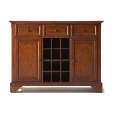 Crosley Furniture LaFayette Buffet in Classic Cherry, , large