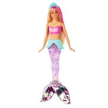 Barbie Dreamtopia Sparkle Lights Mermaid, , large