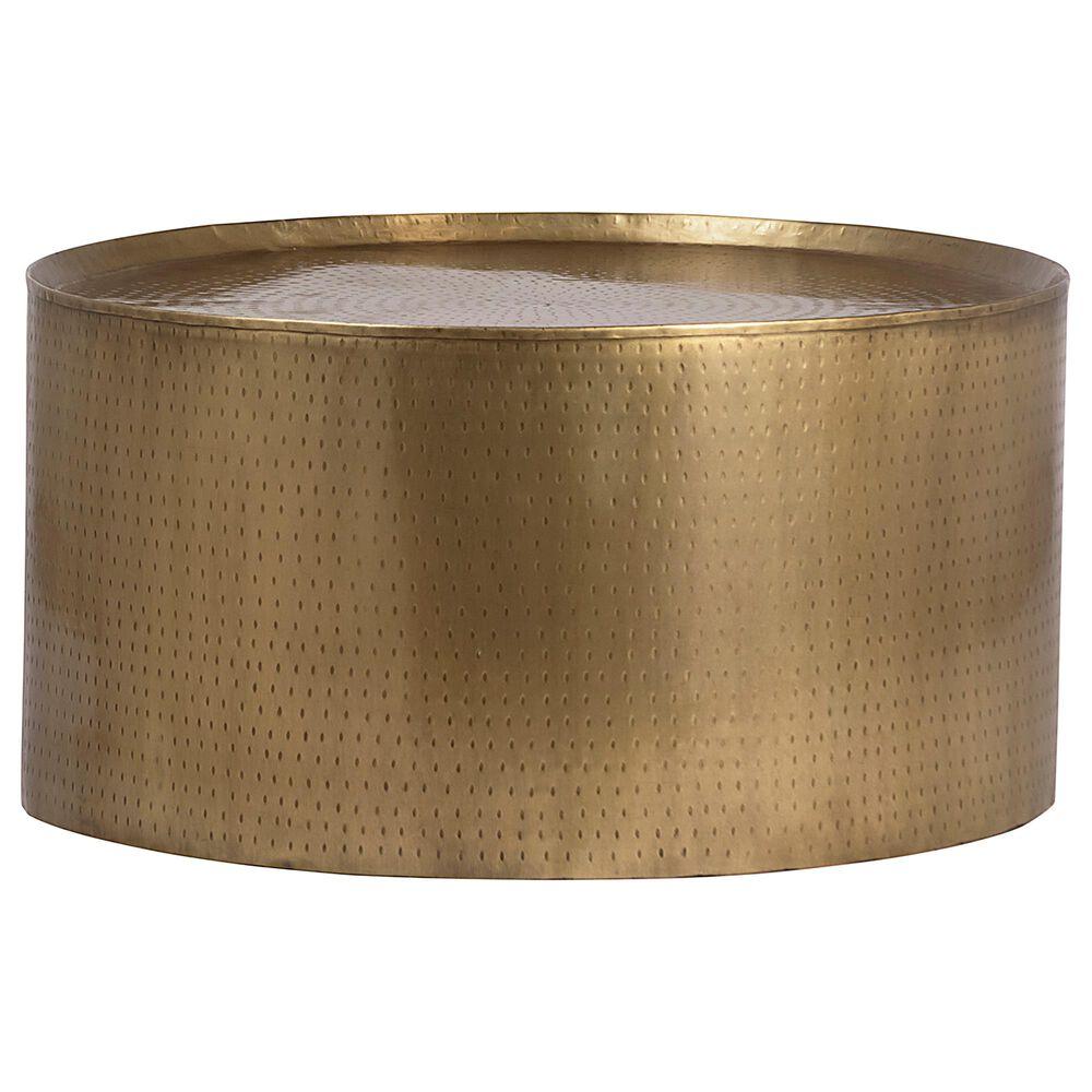Blue Sun Designs Harper Coffee Table in Brass, , large