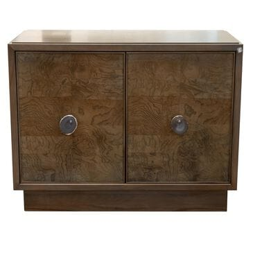 Vanguard Furniture Manning 2 Door Cabinet in Shaded Slate , , large
