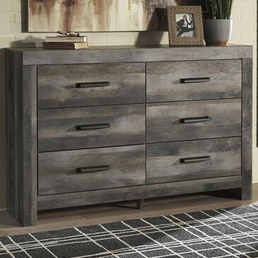 Signature Design by Ashley Wynnlow Dresser in Gray, , large