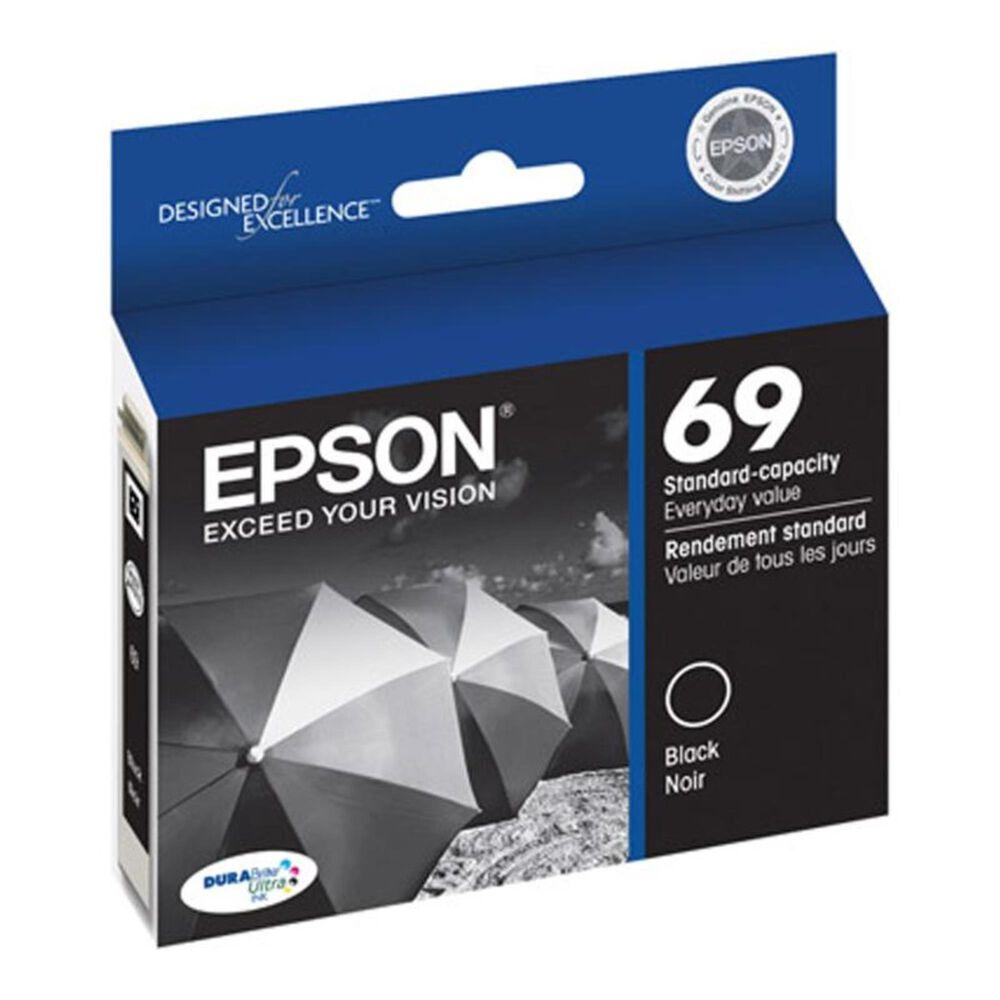Epson 69 High-Capacity Ink Cartridge in Black, , large