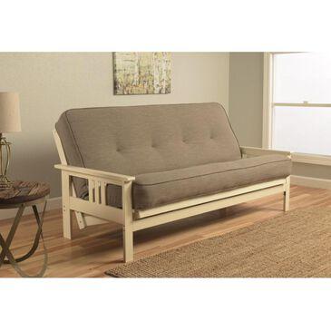 Kodiak Furniture Futon Mattress in Linen Stone, , large
