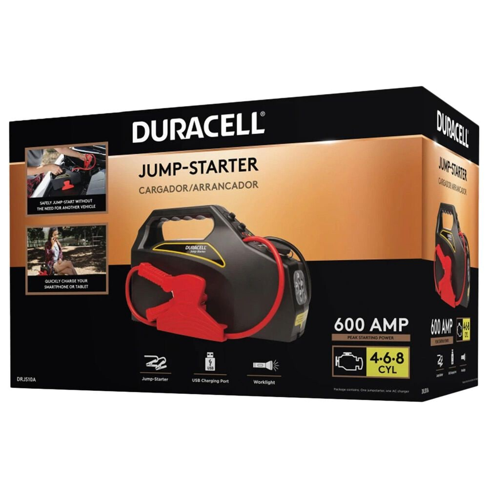 Duracell Jump-Starter 600 in Black, , large