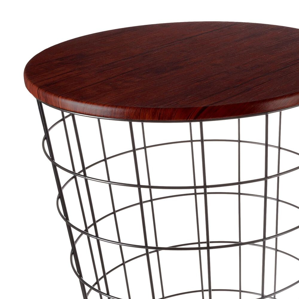 Timberlake Hastings Home Nesting Tables in Cherry Woodgrain, , large
