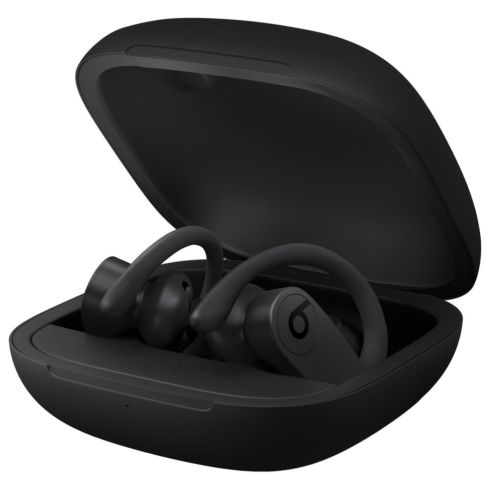 Beats by Dre Powerbeats Pro Totally Wireless Earphones in Black, , large