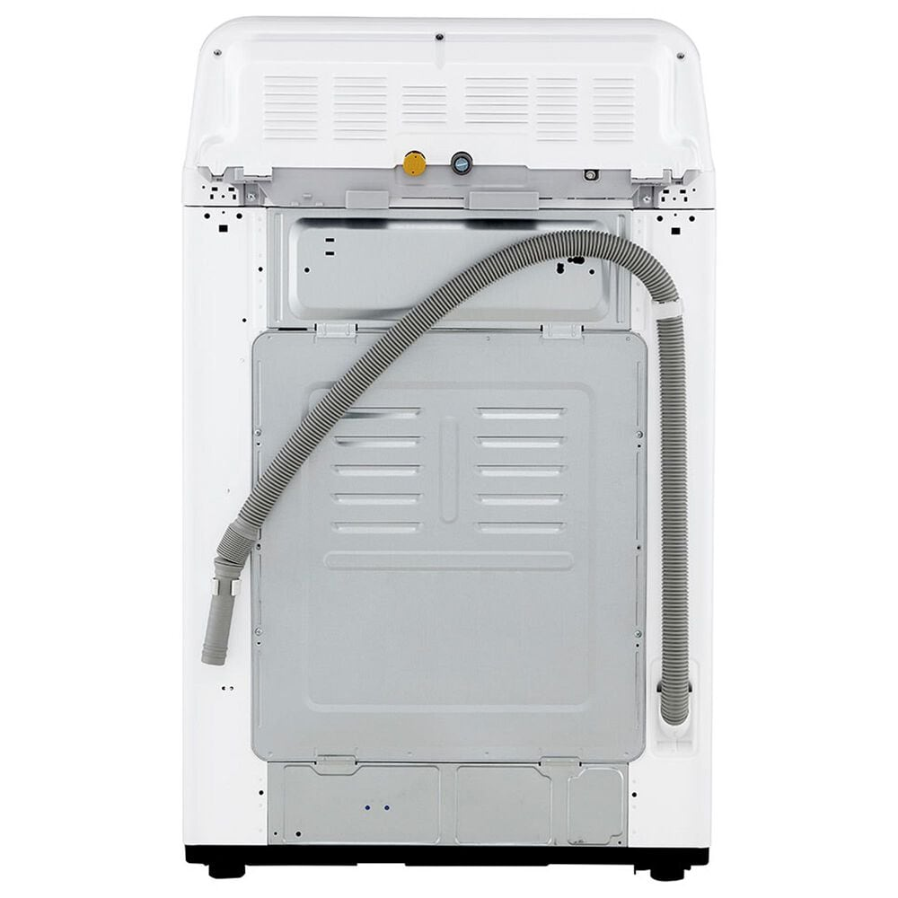 LG 4.8 Cu. Ft. Top Load Washer with Agitator and TurboWash3D Technology in White, , large