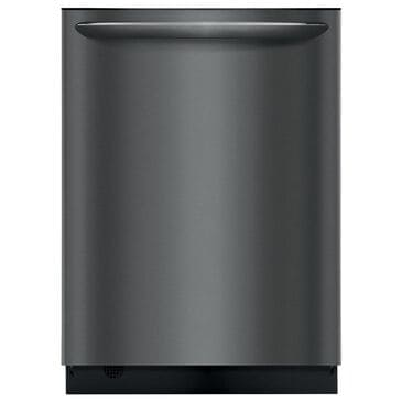 Frigidaire Gallery 24'' Built-In Dishwasher with Dual OrbitClean Wash System Black Stainless Steel , , large