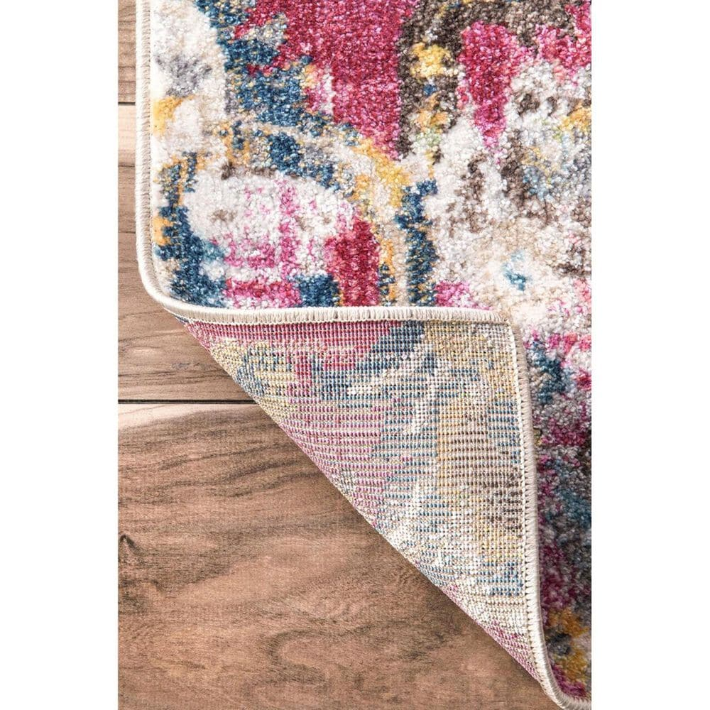 """nuLOOM Valley MUVL04A 4' x 5'3"""" Multicolor Area Rug, , large"""