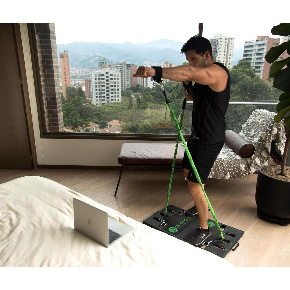Body Boss 2.0 Portable Home Gym, , large
