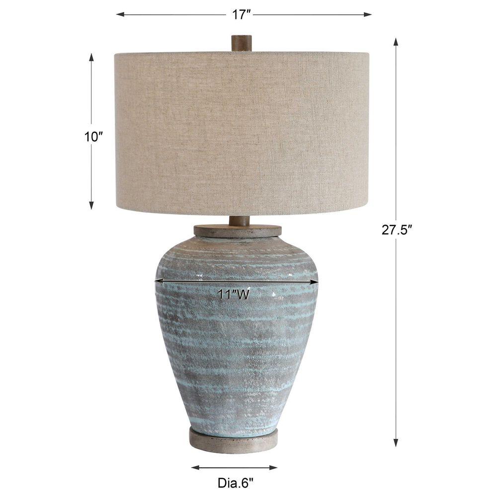 Uttermost Pelia Table Lamp, , large