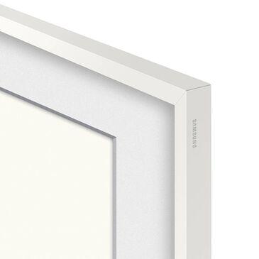 "Samsung 43"" The Frame Customizable Bezel - Modern White (2021), , large"