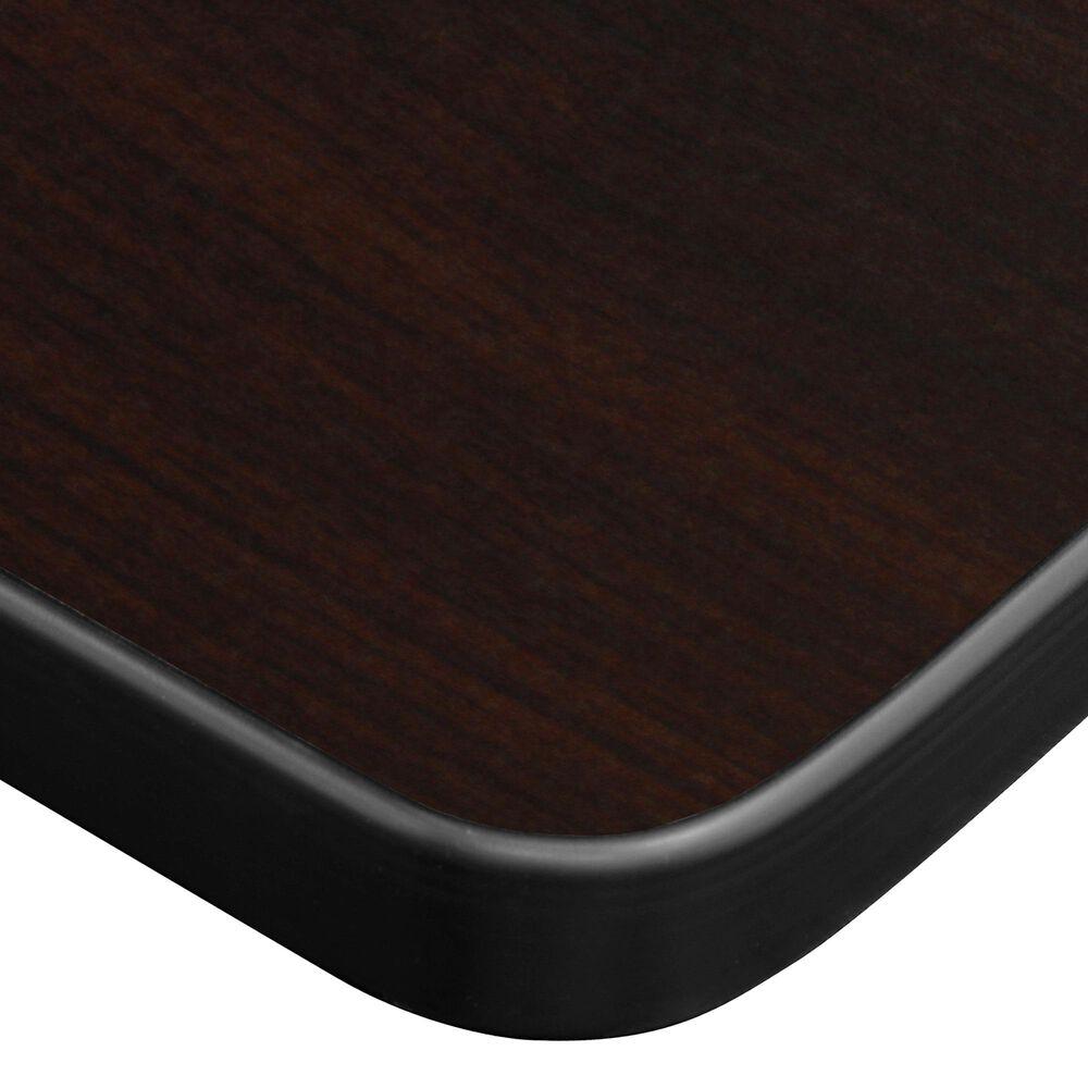"""Regency Global Sourcing Kobe 42"""" x 30"""" Training Table in Mocha Walnut, , large"""