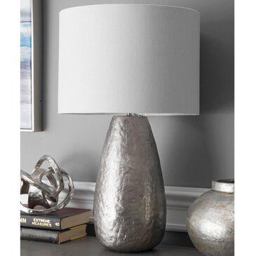 """nuLOOM Harper 24"""" Table Lamp in Nickel, , large"""