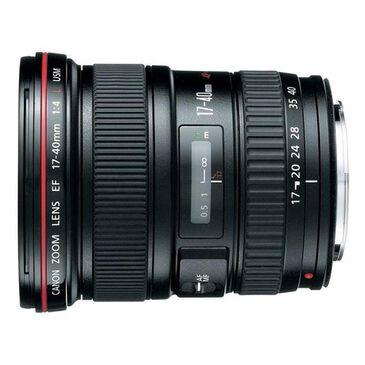 Canon EF 17-40mm f/4L USM Ultra-Wide Zoom Lens, , large
