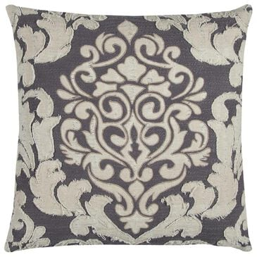 "Rizzy Home Donny Osmond 20"" x 20"" Pillow Cover in Gray and Tan, , large"
