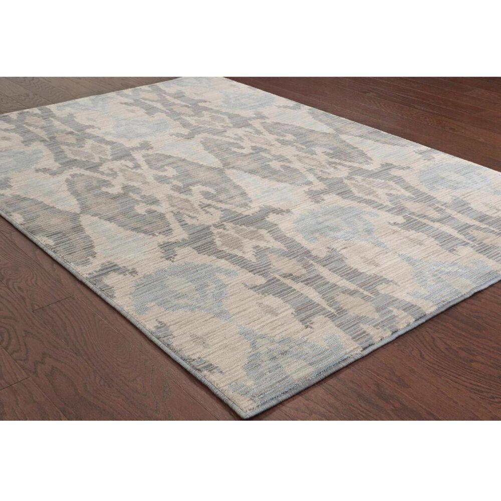 """Oriental Weavers Sedona 6410D 9'10"""" x 12'10"""" Ivory Area Rug, , large"""