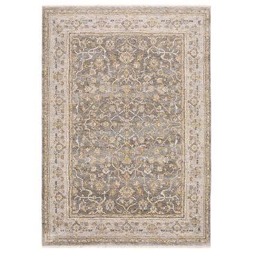 "Oriental Weavers Maharaja Persian 40M 2"" x 3"" Beige and Grey Scatter Rug, , large"