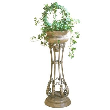 Butler Budapest Planter in Gold, , large