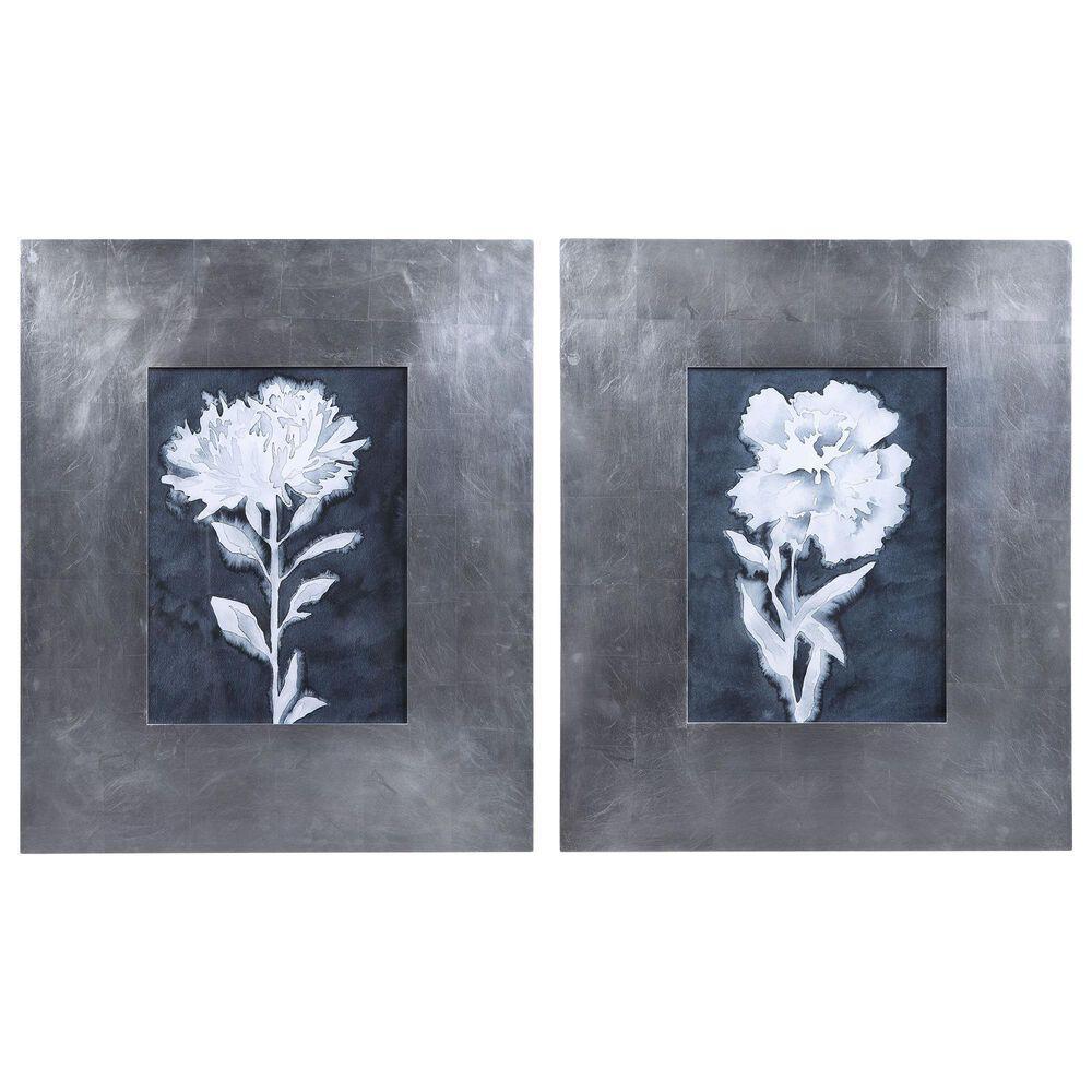 Uttermost Dream Leaves Floral Print (Set of 2), , large