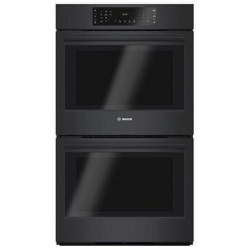 "Bosch 30"" Double Wall Oven in Black, , large"