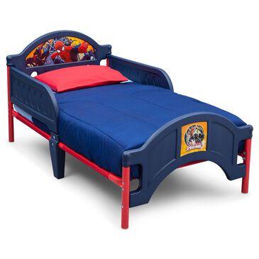 Delta  Spiderman Toddler Bed, , large
