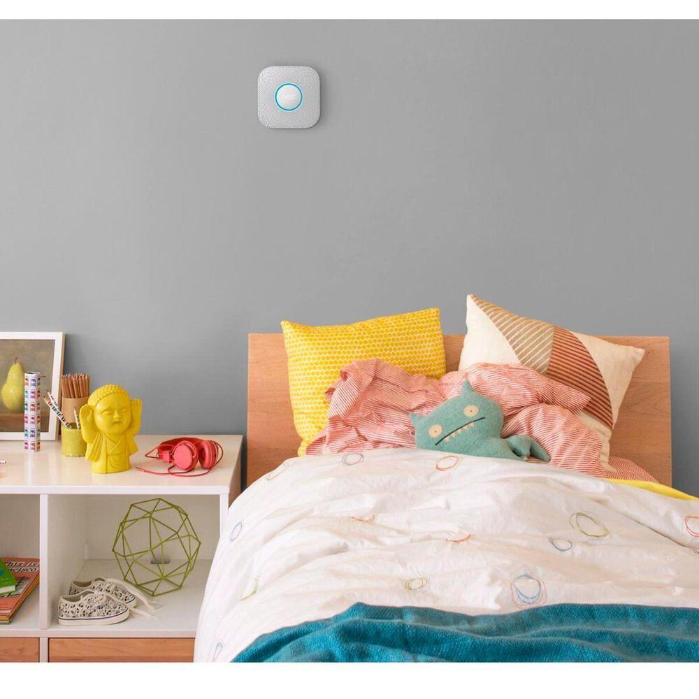 Google Nest Protect 2nd Gen Smoke + Carbon Monoxide Alarm, Wired, , large