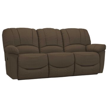 La-Z-Boy Hayes Reclining Sofa in Chocolate, , large