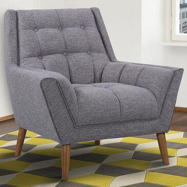 Blue River Cobra Chair in Dark Gray, , large