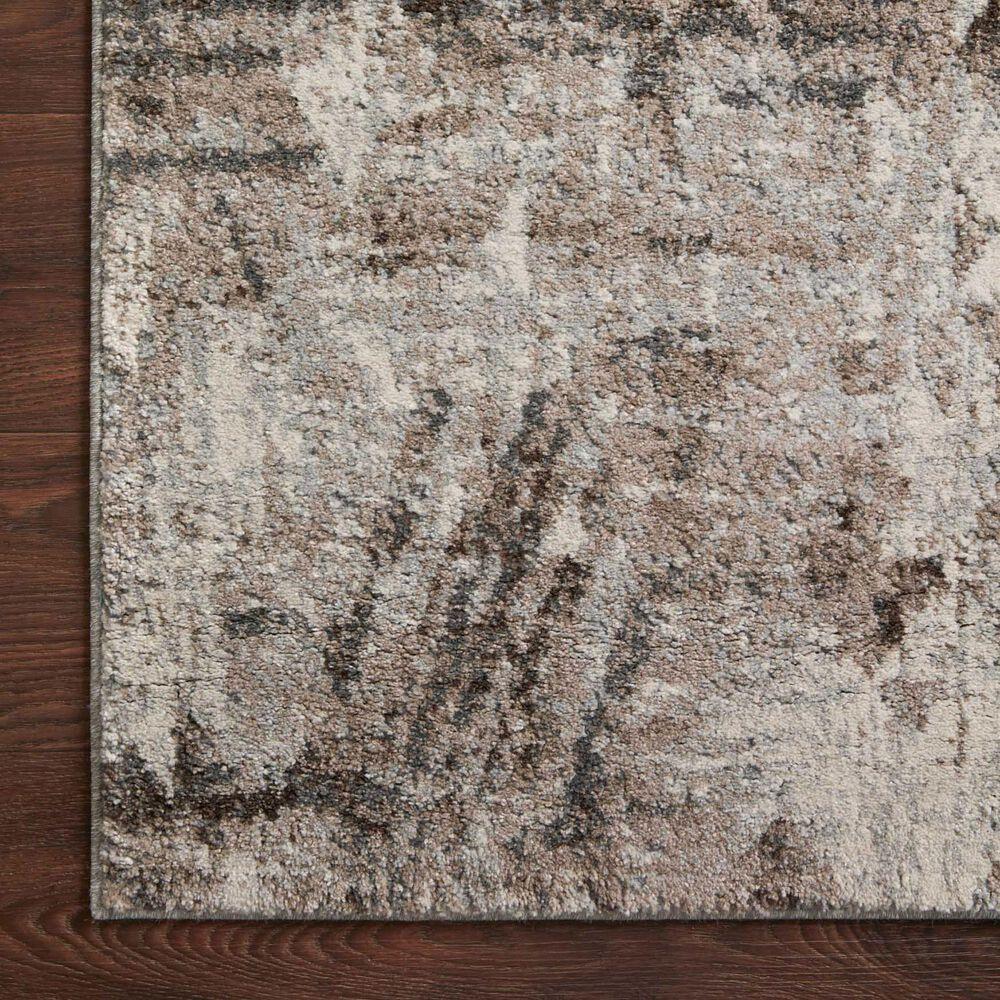 "Loloi II Austen AUS-03 3'11"" x 5'7"" Natural and Mocha Area Rug, , large"