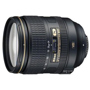 Nikon AF-S NIKKOR 24-120mm f/4G ED VR Lens, , large