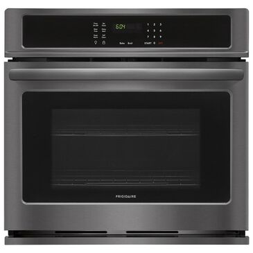 "Frigidaire 30"" Single Electric Wall Oven in Black Stainless, , large"