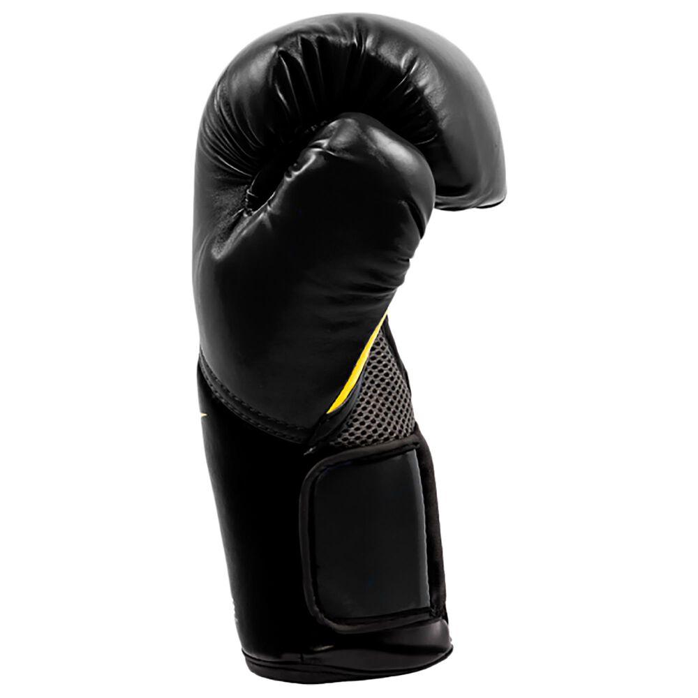 Everlast Elite Pro Style 12 Oz Training Gloves in Black, , large