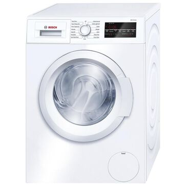 "Bosch 24"" Compact Washer in White, , large"