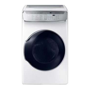 Samsung  7.5 Cu. Ft. FlexDry Electric Dryer In White, , large