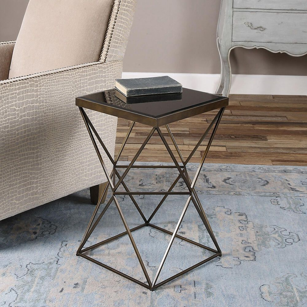 Uttermost Uberto Accent Table, , large