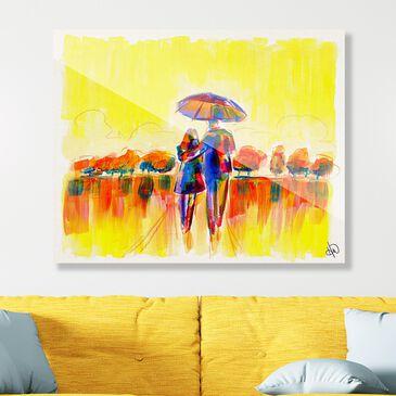 "Kathy Ireland Home ""Perfect Morning"" 11"" x 14"" Acrylic Wall Art Print, , large"